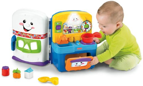 Fisher Price Laugh and Learn: Learning Kitchen