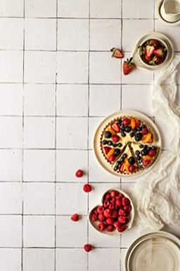 Bessie-Bakes-Moroccan-Tiles-Replicated-Photography-Backdrop-Board-for-Food-Product-Photography-3-ft-Wide-x-2ft-high-3-mm-Thick-Moisture-Resistant-Stain-Resistant-Lightweight