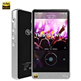 HiBy R6 Pro Hi-Res Audio Player, High Resolution Music Player with aptX/atpX HD/LDAC/Bluetooth/DSD/Tidal/Spotify/Android 8.1/5G WiFi/4.4 Balance Output, HiFi Lossless MP3 Player with Touch Screen