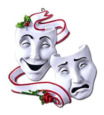 Image result for theatrical masks