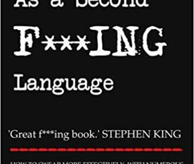 English As A Second Fucking Language Hardcover