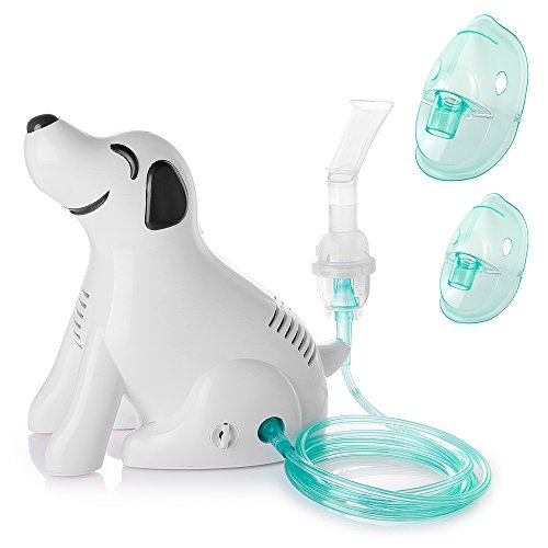 RoyAroma Personal Cool Mist Inhaler Compressor System for Child Adult-120V/60HZ