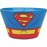 Superman Costume Ceramic Bowl by Superman