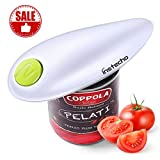Best Electric Can Opener for Seniors and Someone with Arthritis, Smooth Edge Automatic Electric Can Opener for Home and Chefs
