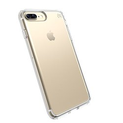 Speck Products Presidio Clear Cell Phone Case for iPhone 7 Plus - Clear