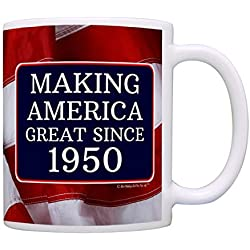 Making American Great Since 1950 Coffee Mug