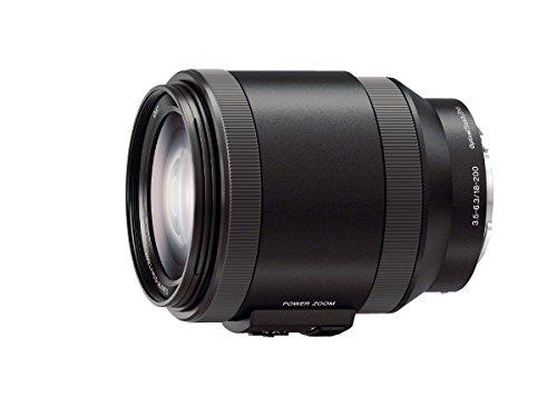 Sony PZ 18 – 200mm f/3.5 – 6.3