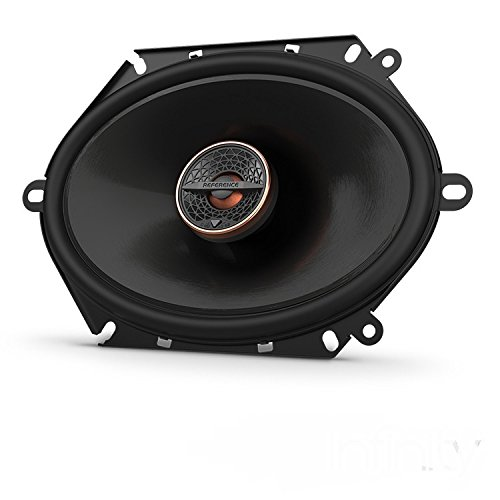"""5. Infinity REF8622CFX 6X8"""" / 5X7"""" 360W Reference Series 2-Way Coaxial Car Speaker"""