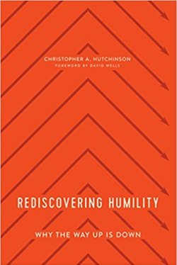 'Rediscovering Humility' book cover. Image via Amazon.