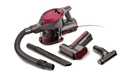 Shark Rocket Ultra-Light with TruePet Mini Motorized Brush and 15-Foot Power Cord Hand Vacuum (HV292), Maroon