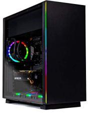 SkyTech [RTX 2080] Oracle X – VR Ready Gaming Computer PC Desktop – Ryzen 7 2700X, RTX 2080 8GB, 240GB SSD, 1TB HDD, 120mm Liquid Cool, 16GB DDR4, Window 10 Home – RGB Fans