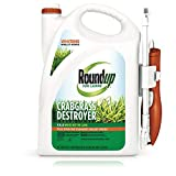 Roundup for Lawns Crabgrass Destroyer1 Ready-to-Use with Extended Wand, Brown/A, 1 Gallon