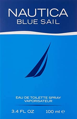 41CJPdwmXML. AC  - Nautica Eau de Toilette para Hombre, Blue, 100 ml de Oferta en Amazon
