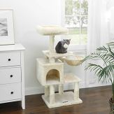 FEANDREA-Cat-Tree-with-Sisal-Covered-Scratching-Posts
