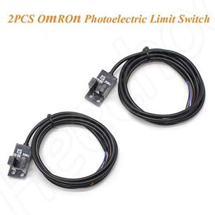 2Pcs-Optical-Sensor-TRANSMISSIVESlotted-Interrupter-Limit-Switch-EE-SX674-for-Linear-Rail-Guide-Actuator
