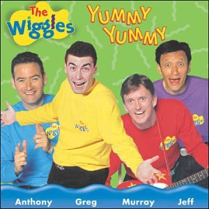 Image result for wiggles yummy yummy