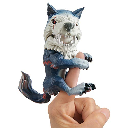 Untamed-Dire-Wolf-by-Fingerlings--Midnight-Black-and-Red--Interactive-Collectible-Toy--By-WowWee