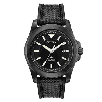 Citizen Watches BN0217-02E Promaster Tough Black One Size