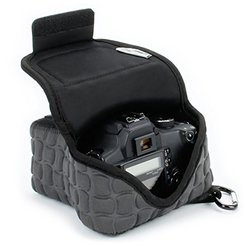 USA Gear UNIV DSLR Camera Case