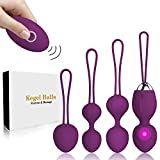 Kegel Exercise Weights -Ben Wa Ball Sets Kegel Balls for Beginners & Pleasure- Doctor Recommended for Women & Girls Bladder Control & Pelvic Floor Exercises