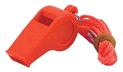 Emergency Survival Whistle_Survival Kit List