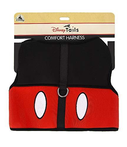 Disney Parks Mickey Mouse Costume Dog Harness Medium