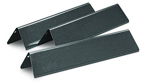 Weber 7635 Porcelain-Enameled Flavorizer Bars for Spirit 200 Series Gas Grills (Set of 3/15.3 x 3.5 x 2.5)