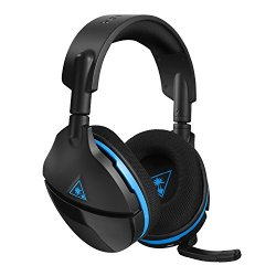 Turtle Beach Stealth 600 Wireless Surround Sound Gaming Headset for PlayStation 4 Pro and PlayStation 4