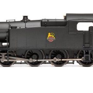Hornby 00 Gauge BR 2-8-2 72XX Class Steam Locomotive 41DON14bRRL