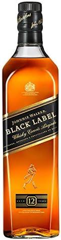 41DORtF97iL. AC  - Whisky Johnnie Walker Black Label 750ML (Paquete de 3) #Amazon