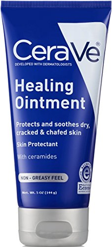 CeraVe Healing Ointment | 5 Ounce | Cracked Skin Repair Skin...