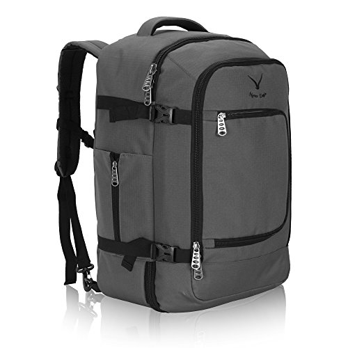 fe771063fd Hynes Eagle Travel Backpack 40L Flight Approved Carry on Backpack ...