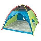 Pacific Play Tents 40205 Super Duper 4 Kids Playhouse Tent - 58' x 58' x 46'