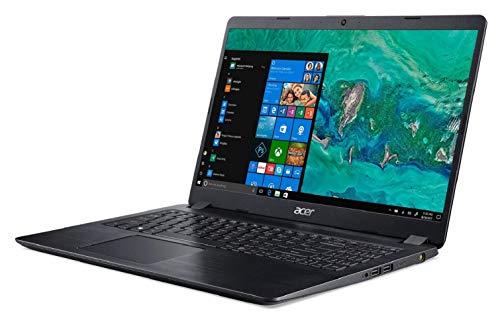 Acer Aspire 5S Core i5-8265U 8th gen 15.6-inch Full HD Thin and Light Laptop (8GB/16GB Optane/1 TB HDD/2GB NVIDIA GeForce MX130 Graphics/Microsoft Office 2016/Win10/Obsidian Black/1.8 kg), A515-52G 3
