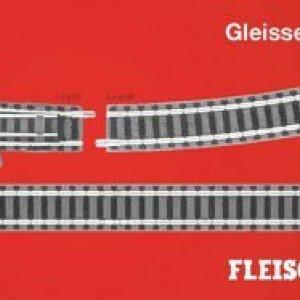 Fleischmann 919003 Track Extension Pack U1 41DnVcPROgL