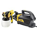 Wagner Spraytech Wagner 0529017 PaintReady Station HVLP Paint Sprayer, Yellow/Black