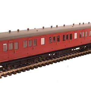 HORNBY Coach R4747A BR 58 Maunsell Rebuilt (Ex-LSWR 48') 6 Comp Brake 3rd 41DoTqXp VL