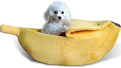Plátano Cama para Mascotas