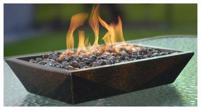 Bond 50660 14.4' Table Fire Pit, Plain