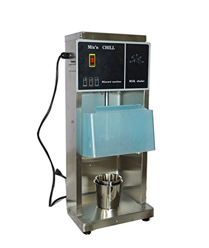 TECHTONGDA-Commercial-Electric-Ice-Cream-Mixer-Blender-Machine-Shaker-with-Stainless-Steel-for-Cream-Mixing-Making-110V