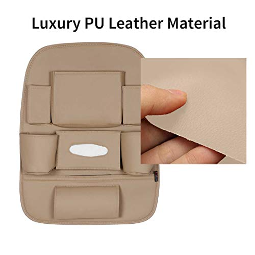 41Dy6ILondL Autofurnish 3D Car Auto Seat Back Multi Pocket Storage Bag Organizer Holder Hanger Accessory