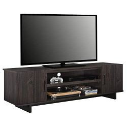 Ameriwood Home Southlander TV Stand, Espresso –