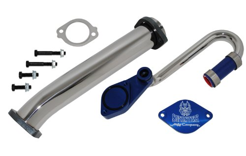 6.0L Ford Powerstroke EGR Delete Kit