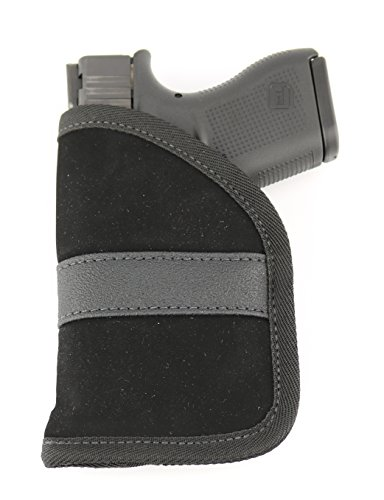 ComfortTac Ultimate Pocket Holster | Ultra Thin for Comfortable Concealed  Carry | Fits Pistols and Revolvers from Glock Ruger Taurus Smith and Wesson