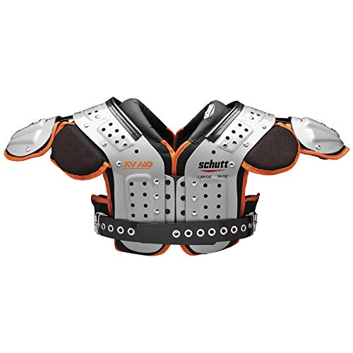 Schutt Sports Varsity XV HD OL/DL Shoulder Pad, XX-Large