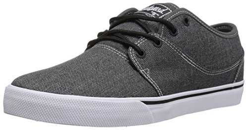 Globe Men's Mahalo Skateboarding Shoe, Sand/White, 8 M US