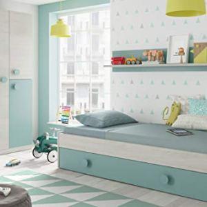 Pack Muebles Dormitorio Juvenil