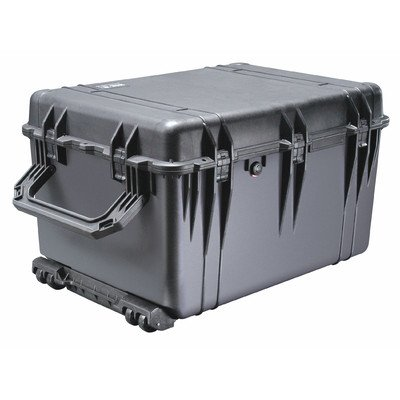 Pelican 1660 Case with Foam for Camera (Black)