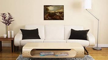 Golden-State-Art-Metal-Wall-Photo-Frame-Collection-Aluminum-Photo-Frame-with-Real-Glass-Silver-18x24-1-Pack