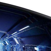 "Samsung Odyssey G5 LC27G55TQWMXUF 27"" 2K 144Hz 1ms FreeSync HDR Curved VA Oyuncu Monitör 20"